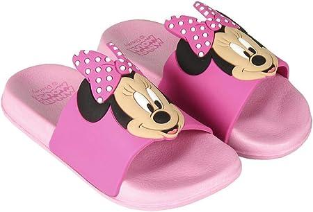 Cerdá Chanclas Niña Piscina de Minnie Mouse, Niñas