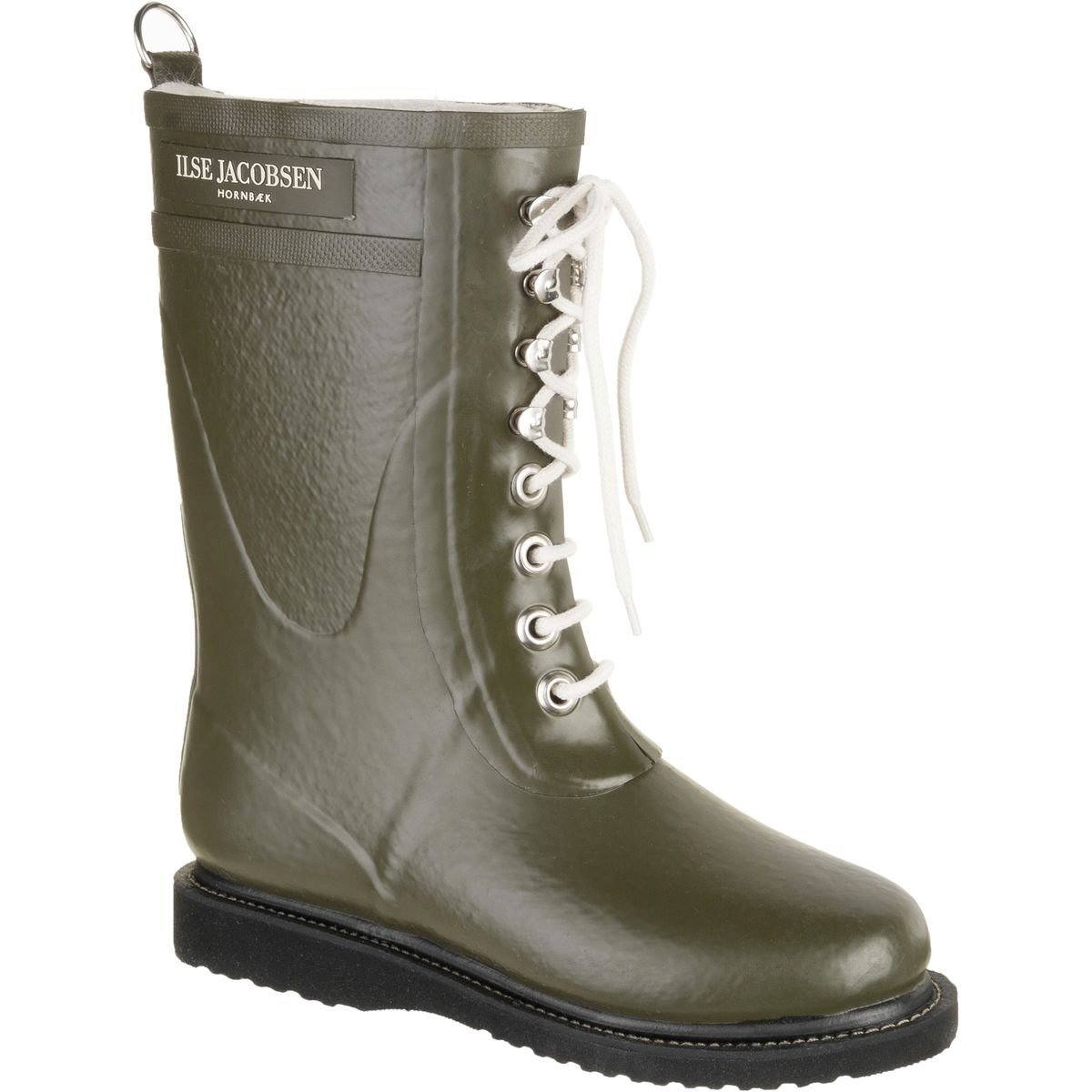 Ilse Jacobsen Rub15 Boot - Women's Army 39