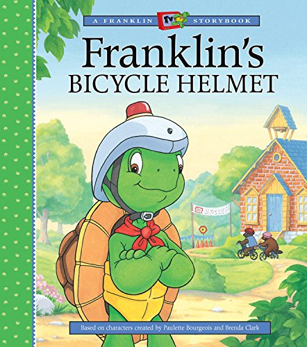 Price comparison product image Franklin's Bicycle Helmet (A Franklin TV Storybook)
