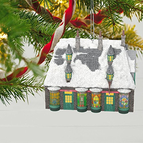 Hallmark Christmas Ornament Keepsake 2018 Year Dated, Harry Potter Sweet Shop, Honeyduke's by Hallmark (Image #1)