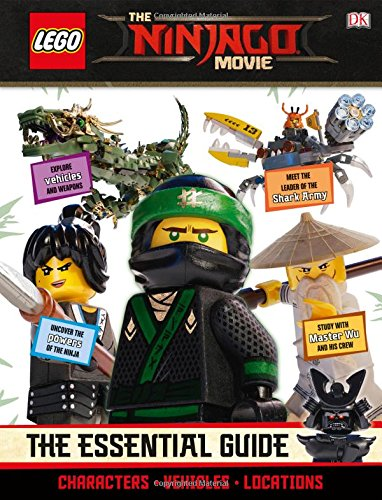 THE LEGO NINJAGO MOVIE The Essential Guide (DK Essential Guides)