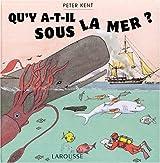 Qu'y a-t-il sous la mer ?
