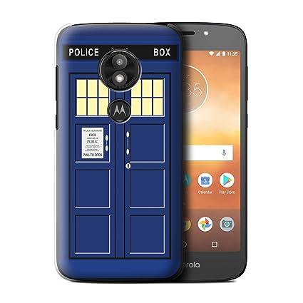 Amazon.com: STUFF4 - Carcasa para teléfono móvil, diseño de ...