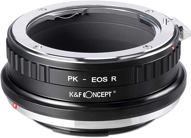K F Concept Pk Eos R Bajonettadapter Objektiv Ring Für Elektronik