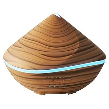 LED Ultraschall Luftbefeuchter 200ml Aroma Diffuser Aromatherapie Duftlampe Neu