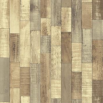 LZYMLG Decorazioni per la casa 3d Pvc Adesivi murali venature del legno Carta mattone Pietra Carta da parati Effetto rustico Autoadesivo Decorazioni per la casa Camera SA-1002