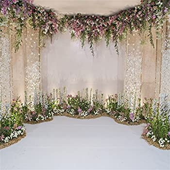 Amazon.com : AOFOTO 6x8ft Arch Wedding Ceremony Backdrop