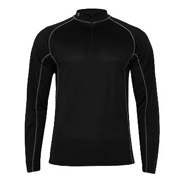 4F para hombre ropa interior térmica de esquí prendas T-Shirt, invierno, hombre
