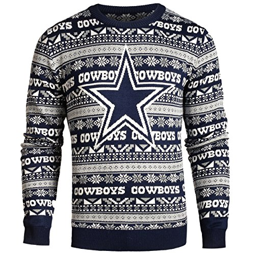 80faaa04a56 Dallas Cowboys Ugly Christmas Sweaters