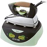 IMETEC Eco Compact - Sistema de planchado, 35% menos de consumo energético, color verde