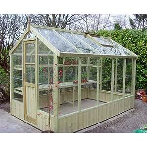 Swallow Raven 8ft 9 x 10ft 5 Greenhouse