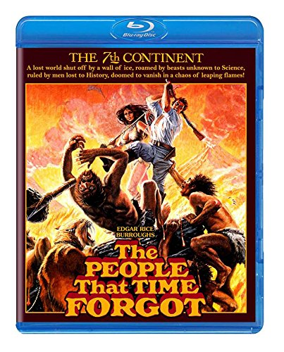 The People That Time Forgot (1977) [Blu-ray] ()