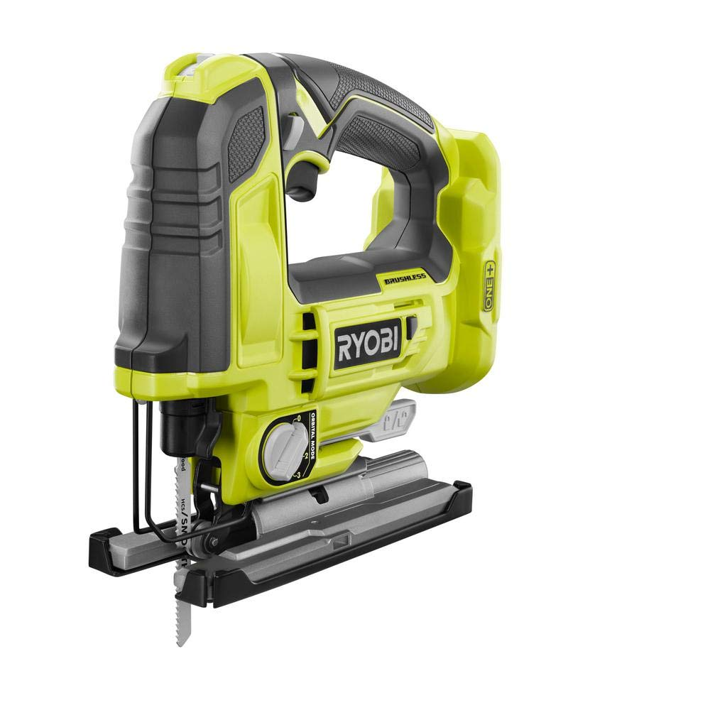 18-Volt ONE Cordless Brushless Jig Saw Tool Only