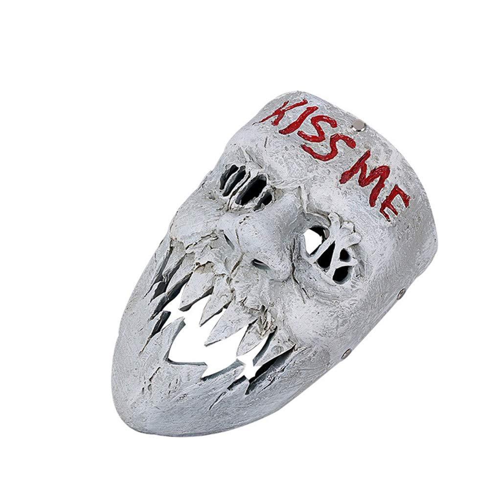 Mask- Kiss Resina de Alto Grado Disfraz de Disfraces de Halloween ...
