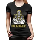 The Menzingers T Shirt Women's Cotton T Shirt Fashion O Neck Tops Short Sleeve Tees