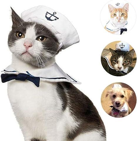 ZOOENIE Mascotas Disfraz para Perros y Gatos, Divertido diseño de ...