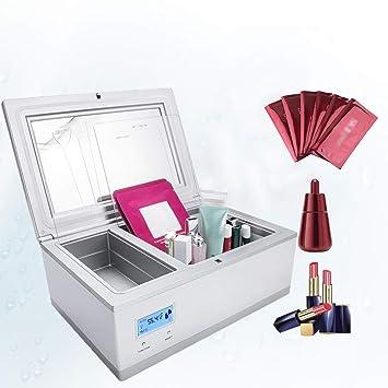 XHDZ 3L Nevera portátil cosmética, eléctrico más Fresco Mini ...