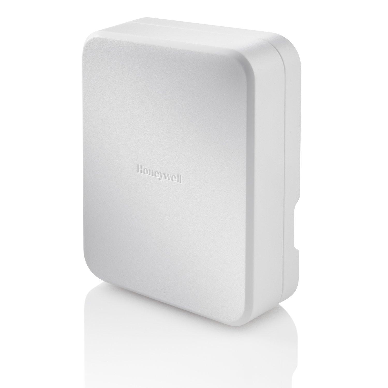 Honeywell Wired to Wireless Doorbell Adapter Converter for Series 3, 5, 9 Honeywell Door Bells - RPWL4045A