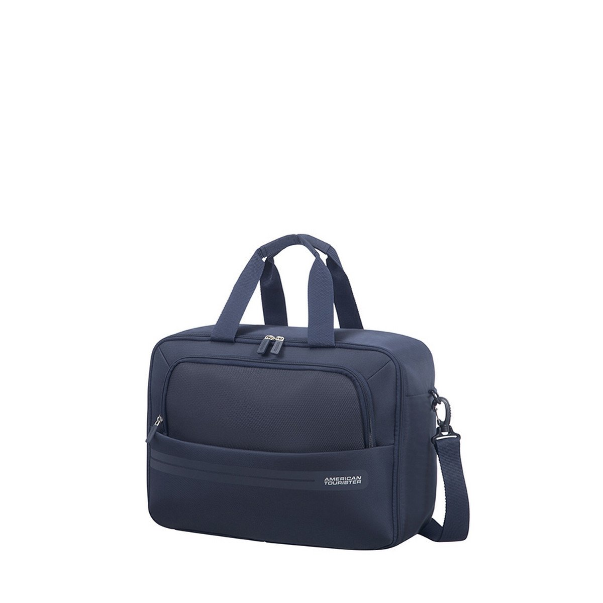 American Tourister Summer Voyager 3-Way Boarding Bag, 40 cm, 26 L, Midnight Blue 85464/1549