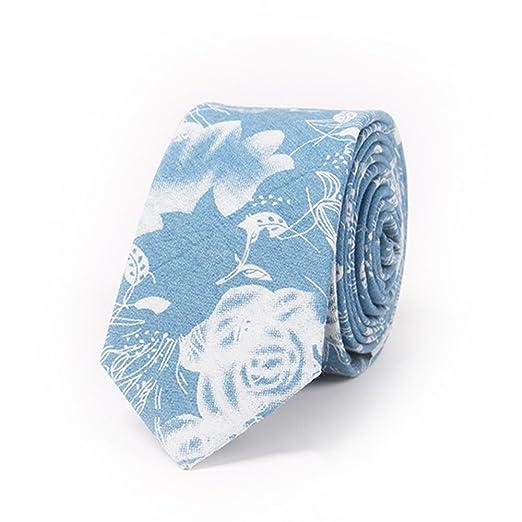Easy Go Shopping Corbata con Estampado de Corbata para Hombre ...