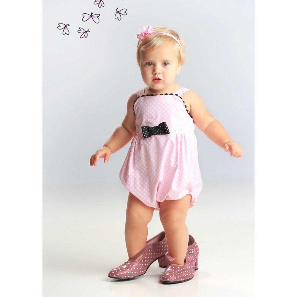 Ranita bebe niña rosa CHIC _ ranita bebe verano, vestidos bebe dulces, vestidos bebe bonito, vestido niña bebe verano: Amazon.es: Ropa y accesorios