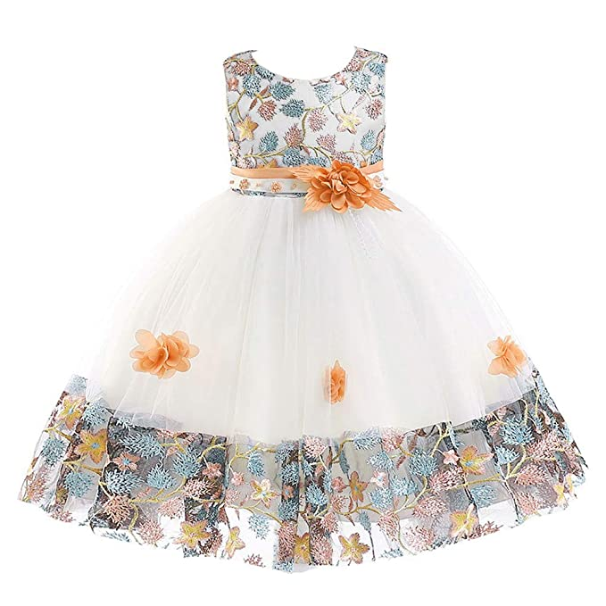 Amazon.com: JIANLANPTT - Vestido de fiesta de cumpleaños ...