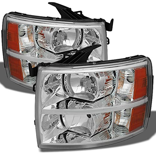 08 silverado headlight cover - 6