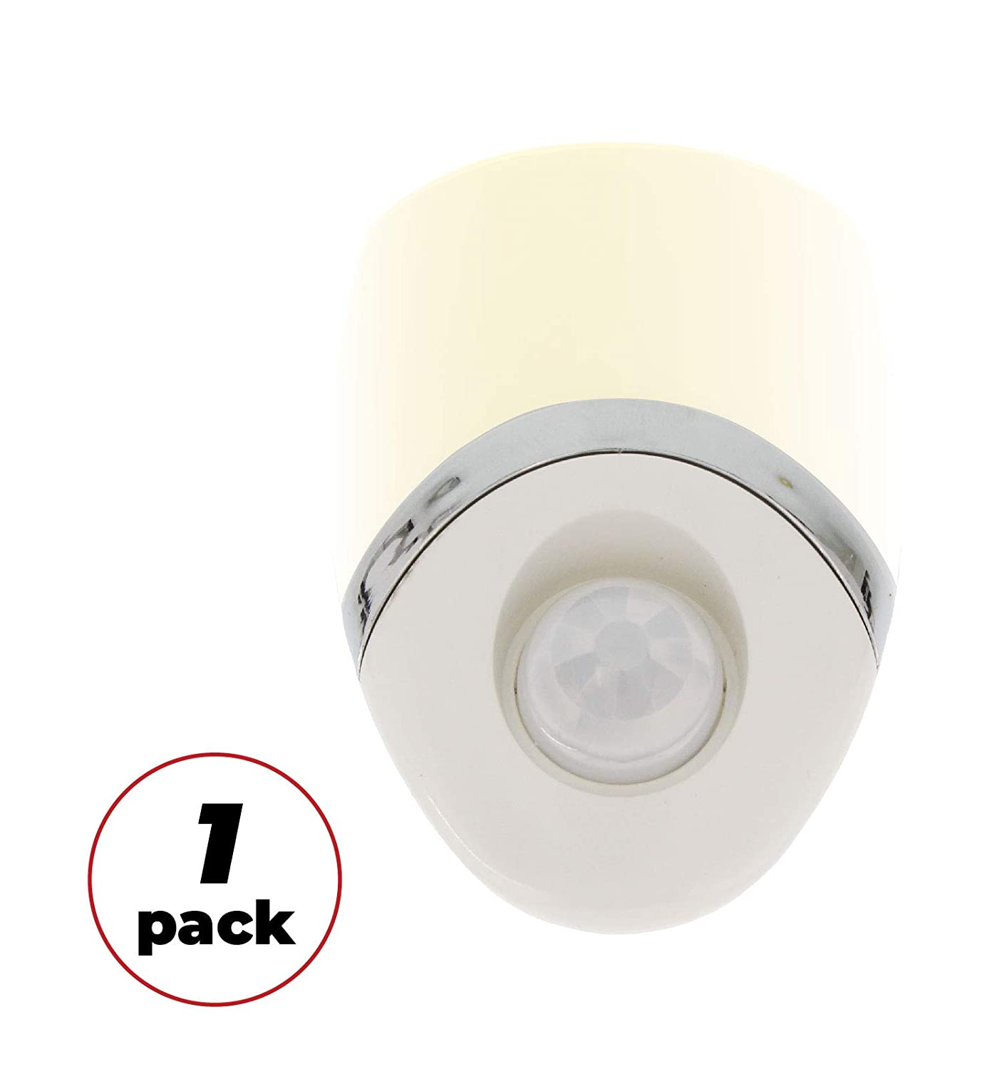 best website f561a 11962 Amerelle Motion Sensor Night Light, 1 Pack – Plug In Motion Sensor Light  Automatically Activated When Movement is Detected – LED Lights, Saves  Energy, ...