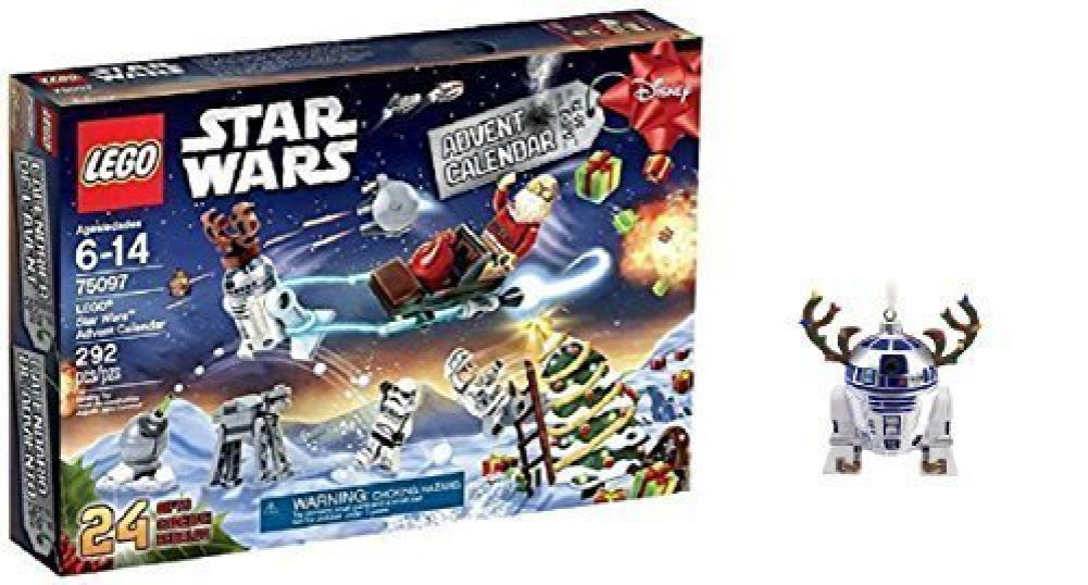 Amazon.com: LEGO Star Wars 2015 Advent Calendar 75097 with Exclusive ...