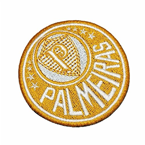 fan products of TSP177 Palmeiras SP Brazil Shield Football Soccer Embroidered Patch Iron or Sew