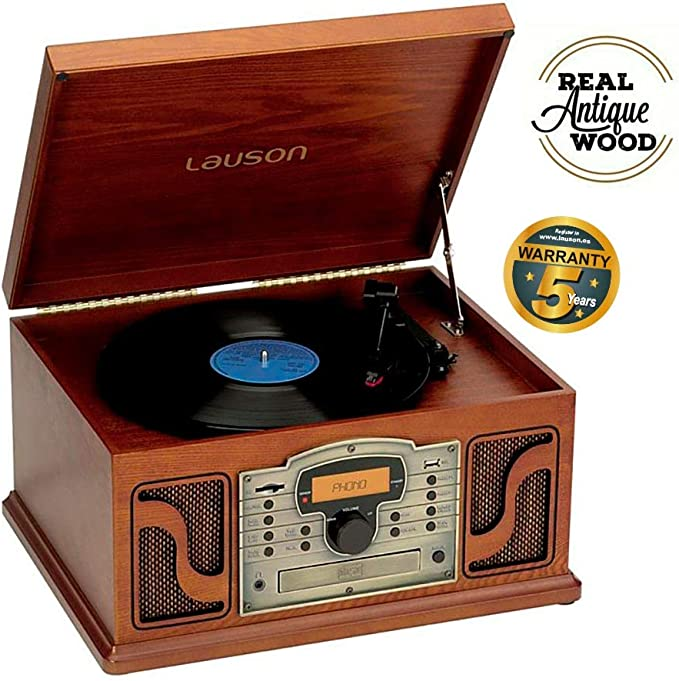 Lauson CL746 Bluetooth Record Player and Function Encoding (USB to ...