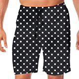WOJUEDE Sunflowers Mens Swim Trunks Quick Dry Beach Wear Drawstring Board Shorts