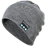 Best Megadream Headsets - Megadream Bluetooth Music Beanie Knitted Warn Hat Review