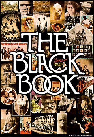 Books : The Black Book (African-American History)