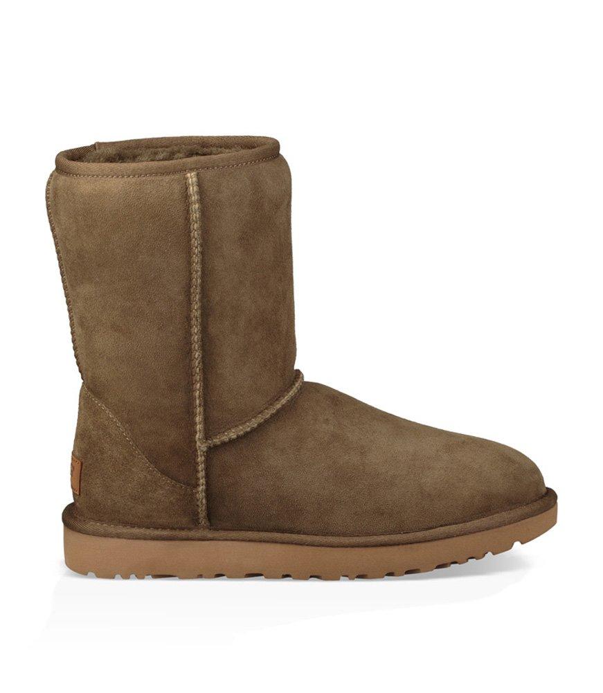 UGG Classic Short Boots II, 7M, Spruce