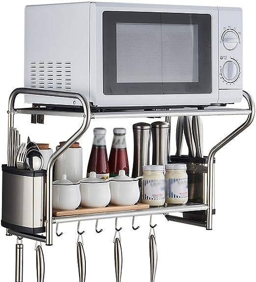 RMJAI Estantería de Cocina Estante De La Cocina, Estante para ...