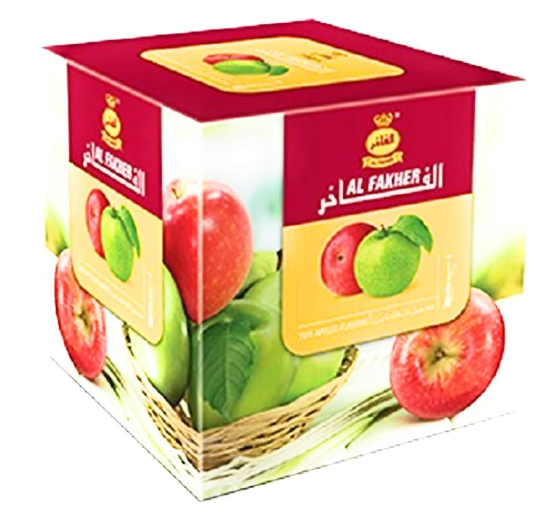 Al Fakher --( Double Apple, Watermelon, Mint , Grape )-- 1Kg ( Total )