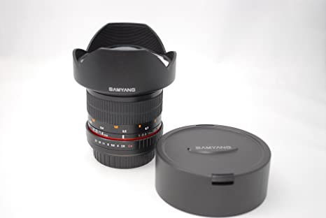 Samyang 7628 - Objetivo para Pentax K (distancia focal fija f/2.8 ...