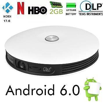 Proyector Full HD 1080P con Android, Seelumen 500HD 2019 Última ...