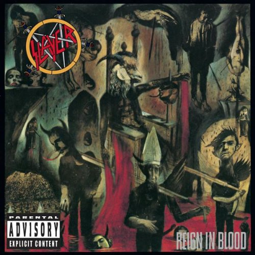 CD : Slayer - Reign in Blood [Explicit Content]