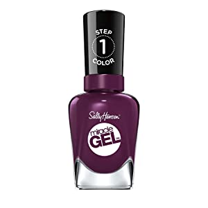 Sally Hansen Miracle Gel Wild for Violet, Pack of 1