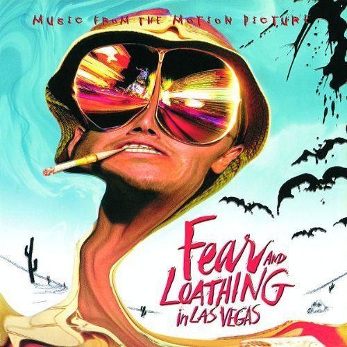 Fear And Loathing In Las Vegas: Music From The Motion Picture Soundtrack Edition by Big Brother & The Holding Company, Brewer And Shipley, Tom Jones, The Yardbirds, (1998) Audio CD (Fear And Loathing In Las Vegas Original)