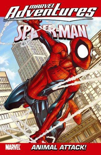 Download Marvel Adventures Spider-Man - Volume 13: Animal Attack! (Marvel Adventures Spider-Man (Graphic Novels)) PDF