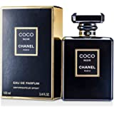 Chânel coco Noir Eau de Parfum Perfume Spray for Woman, EDP 3.4 Fl Oz,