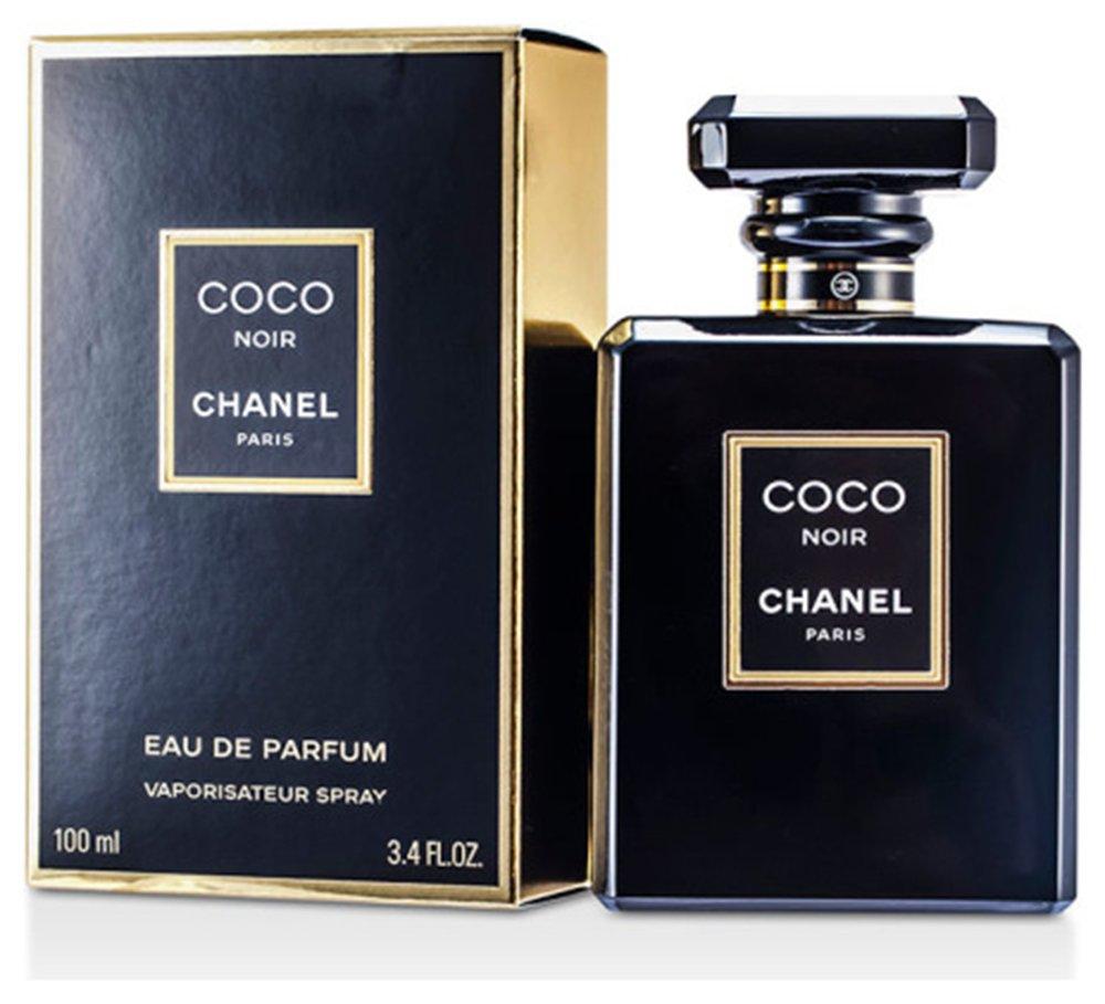 Chânel coco Noir Eau de Parfum Perfume Spray for Woman, EDP 3.4 Fl Oz, 100 ml.