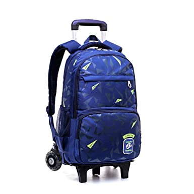 050a7ca8bc Rolling backpack school bags