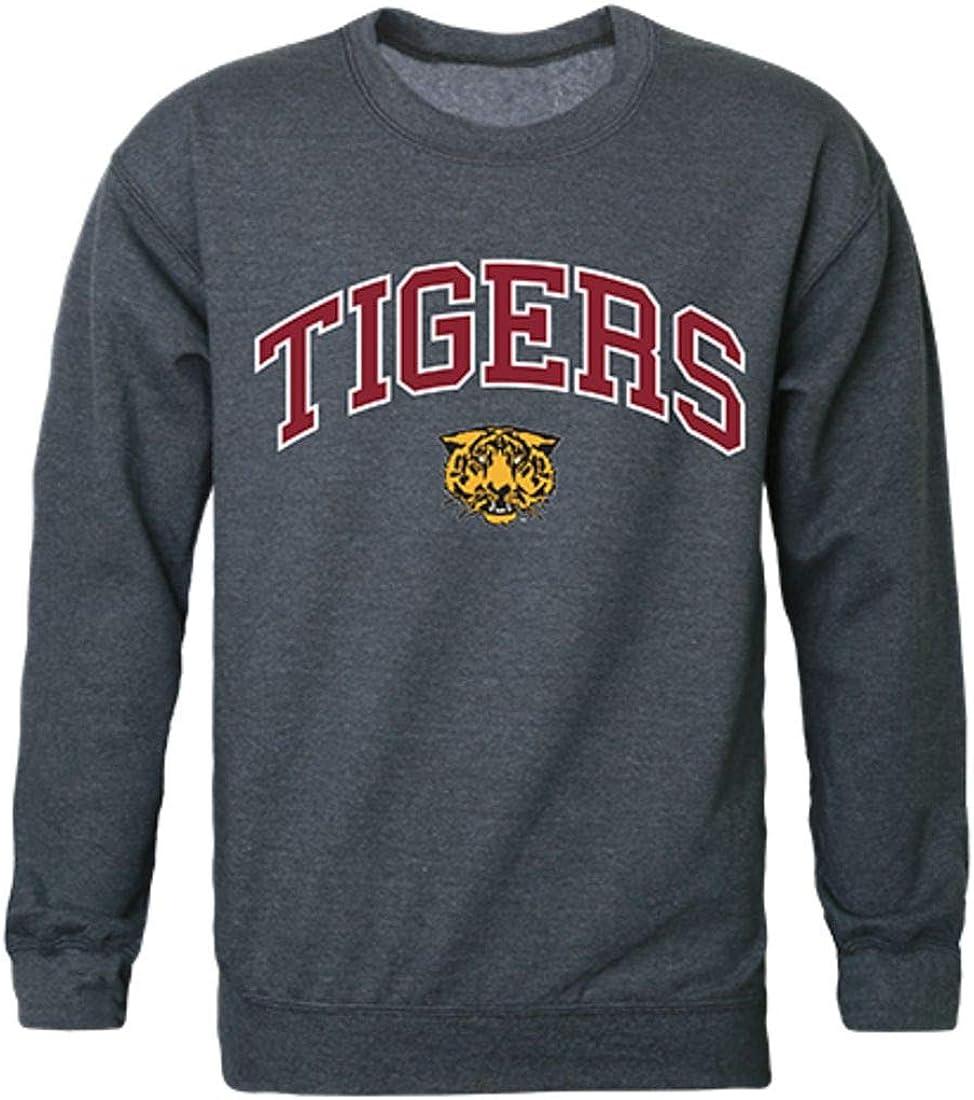 W Republic HSC Hampden-Sydney College Campus Crewneck Pullover Sweatshirt Sweater Heather Charcoal