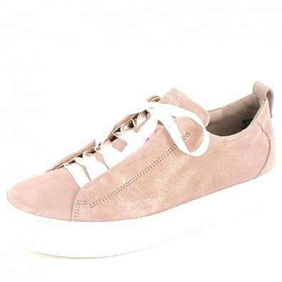Paul Green Damen Sneaker 4554-102 Braun 380092