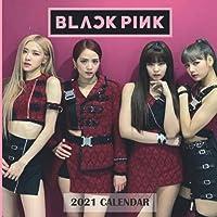 Blackpink 2021 Wall Calendar: Blackpink 2021 Wall Calendar 8.5x8.5 Wall calendar 16 Months