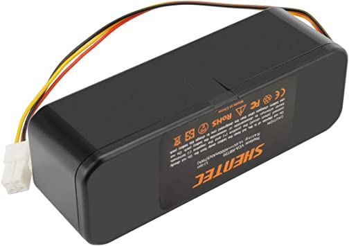 VCR8850 sostituisce VCA-RBT20 2100mAh VCR8847 Batteria per aspirapolvere robot Samsung Navibot VCR8845T3A VCR8849 VCR8846 VCR8848 14.4V